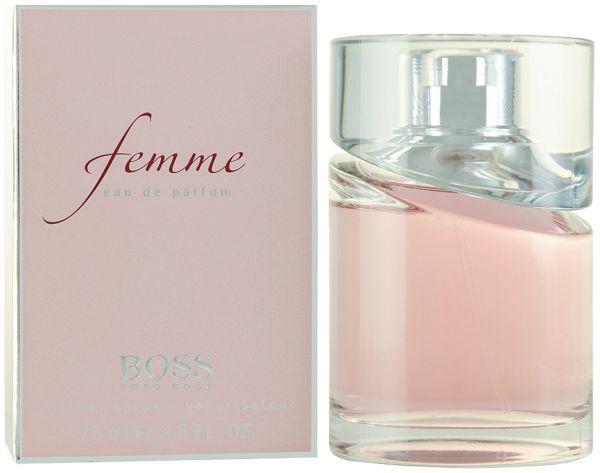 62c9f92ca1548 Hugo Boss Femme for Women -75 ml