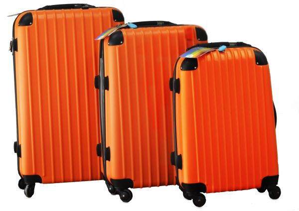 65bc97935c Discovery Smart Luggage Anti Scratch with Built-in Scale   100m Chip Tracker