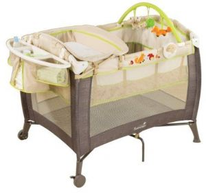 Summer Infant Grow With Me Playard Changer 25190