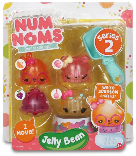 Num Noms Starter Pack Series 2 Jelly Bean Toys 544166 Souq Uae