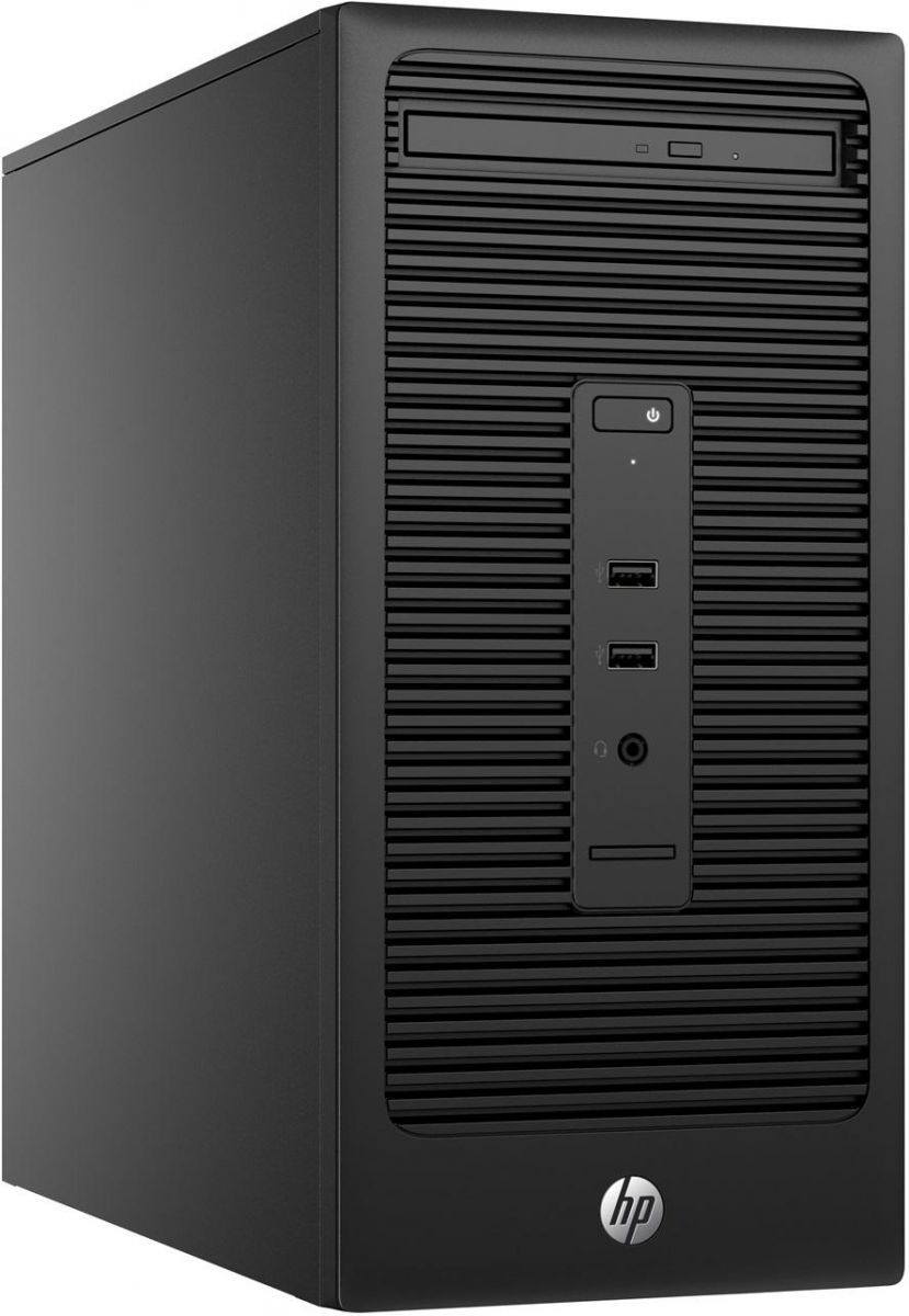 HP 280 G2 Microtower PC ,core i3 6th, 4GB Ram, 500GB HDD, DVDRW, Dos