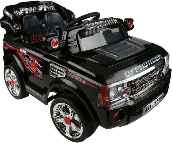 electric jeep car for kids black jj012 new