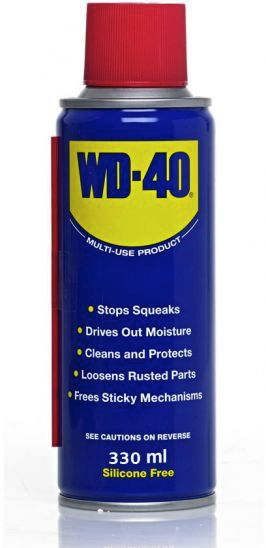Wd 40 Rust Remover >> Wd 40 Rust Remover 330ml
