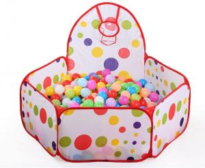 Foldable Colorful Play Toy Tent Ocean Ball Pit Pool For Kids SZ1004