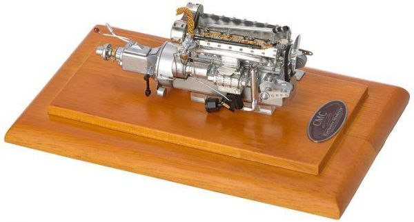 Cmc 118 Bugatti 57 Sc Engine Showcase Limited Edition Souq Uae