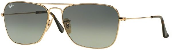 4bc32b9d7d5 Ray-Ban Square Unisex Sunglasses - RB3136-181 71-55 - 55-15-140 ...