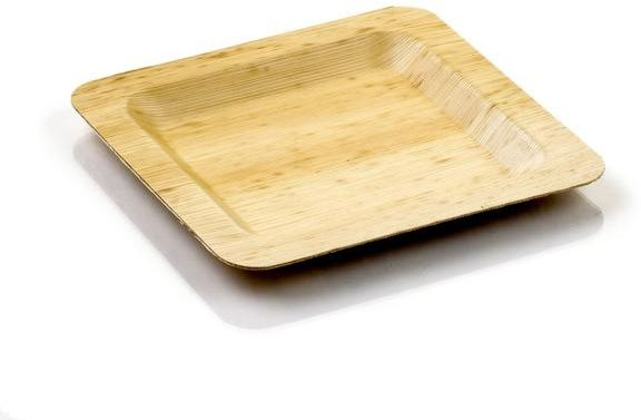 94.00 AED  sc 1 st  Souq.com & Souq   RETAIL PACK Bamboo Leaf Dinner Plates 9.8 inches 10 Plates   UAE