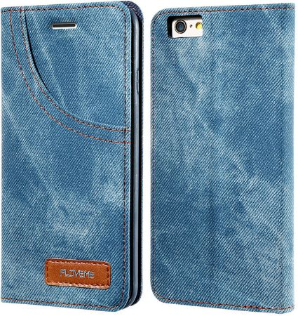 Luxury Flip Leather Case For iPhone 7 | Souq - Egypt