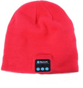 5b3ff21063d Unisex Bluetooth Hat Knitted Winter Beanie Music mp3 Bluetooth Speaker  Women Men Warm Beanie Hats For Phone