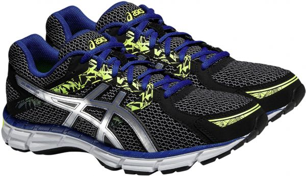 d95d280a1 Asics Black Running Shoe For Men