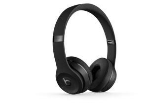 24e7c28a835 Beats Solo3 Wireless On-Ear Headphone, Special Edition Black - A1796 ...