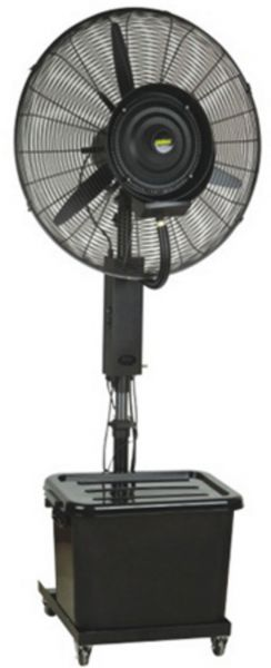 Pool Side Misting Fans : Souq powerful outdoor dannio mist fan inch diameter