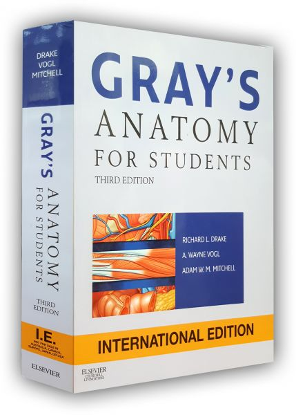 Gray\'s Anatomy for Student | Souq - UAE