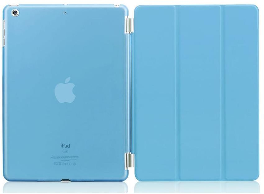 Smart Case Cover For Aplle iPad Mini 4 , 7.9 Inch - BLUE