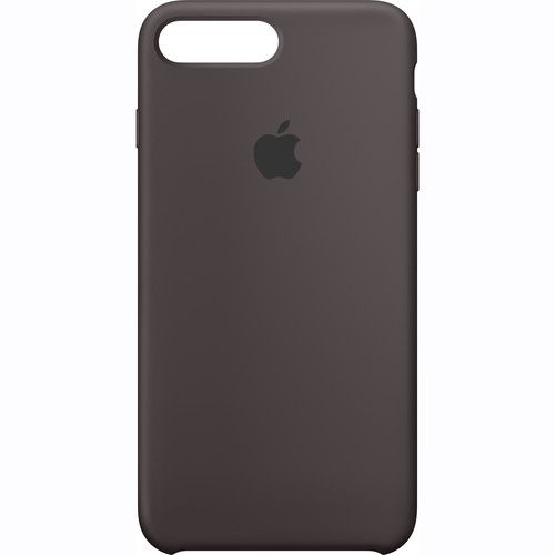 best sneakers e0b5e 1cd36 Apple iPhone 7 Plus Silicone Case - Cocoa, MMT12ZM/A