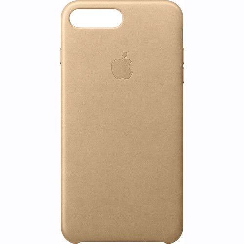 Apple Iphone 7 Plus Leather Case- Tan, Mmyl2Zm/A