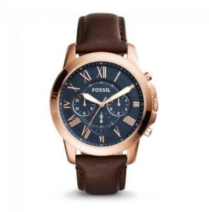 108b0ad47a37 Fossil Casual Watch For Men Analog Leather - FS5068