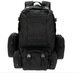 Multifunction Military Rucksack Outdoor Tactical Backpack Travel Camping  Hiking Sports Bag 96d029d5a533a