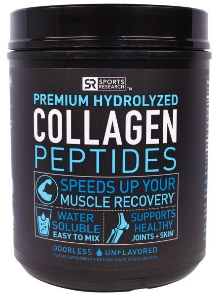 Sports Research Collagen Peptides Unflavored 16 Oz 454 G Souq Uae