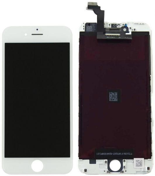 pretty nice 5c752 2b909 Screen Replacement Part for iPhone 6 Plus , White