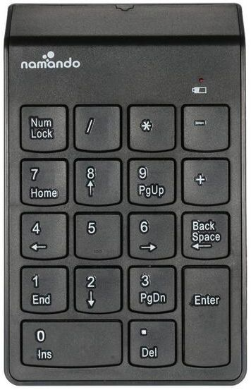 numlock on macbook air