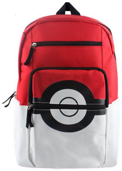 c01c6bb570cc Fashion Pokemon Backpacks Anime Elf Ball School Bags Personalized Travel  Outdoor Bag for Unisex