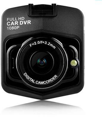 Mini Car DVR Camera Full HD 1080P Video Registrator Recorder G-sensor Night Vision