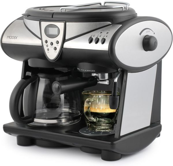 item XL 11956717 17851809 Coffee Maker Espresso Combo Reviews