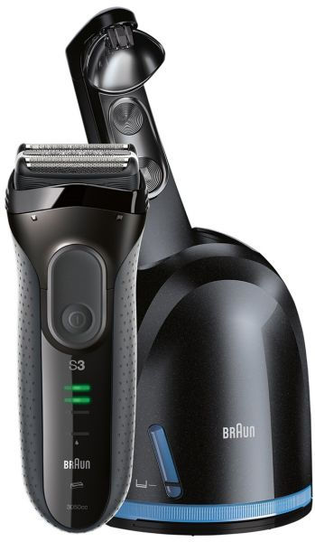 Braun Series 3 ProSkin 3050cc Rechargeable Electric Shaver with ... f367985447