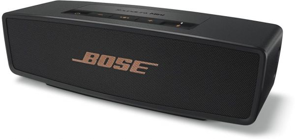 Bose SoundLink Mini II Bluetooth Speaker - Black Copper