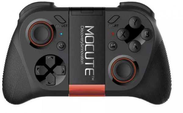 MOCUTE 050 Bluetooth Gamepad Wireless Game Joystick VR Box Controller for iPhone Andriod Tablet PC. by Mocute, Games Gadgets & Accessories - 14 reviews. 18 ...