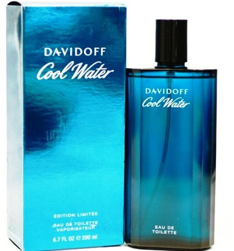 Cool Water By Davidoff For Men Eau De Toilette 200ml Souq Uae