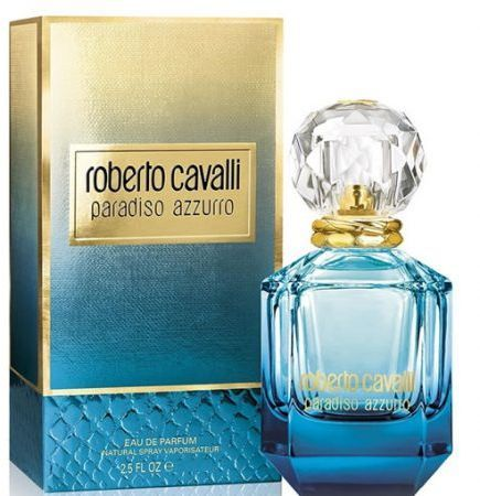 Paradiso Azzurro by Roberto Cavalli for Women - Eau de Parfum, 75ml   Souq  - UAE a0dd200ea814