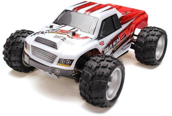 4WD 1/18 Monster Truck RC Car 70km/h