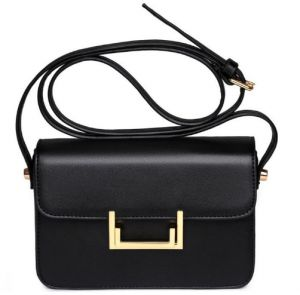 0fd2ccfa4201 Women Simple Style Leather Crossbody Bag Chic Ladies HandBag