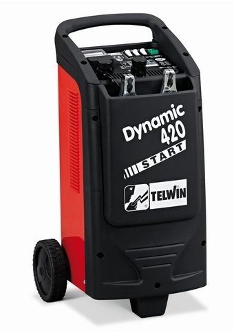 Telwin Dynamic 420 12/24V-50A Battery Charger/Start