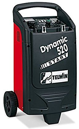 Telwin Dynamic 520 12/24V-50A Battery Charger/Start