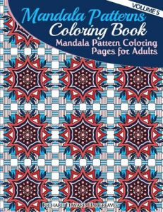 Mandala Pattern Coloring Pages For Adults Mandalas To Color By Richard Edward Hargreaves