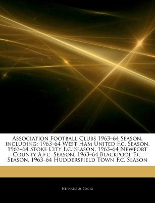 Articles on Association Football Clubs 1963