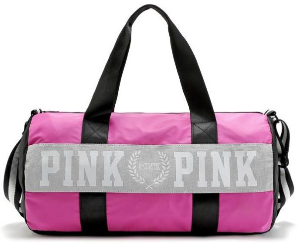 Love Pink Vs Small Sports Tote Bag