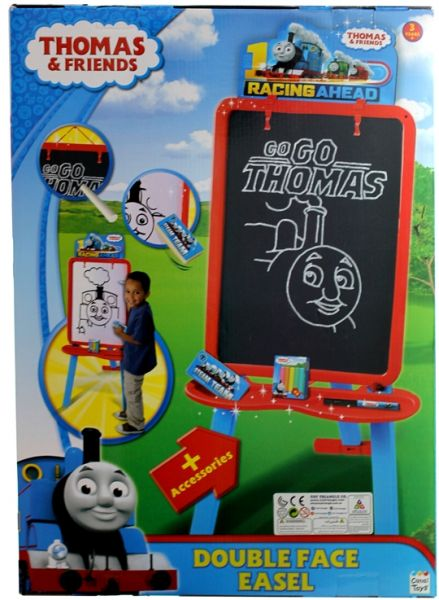 Thomas & Friends Double Face Easel - THC002