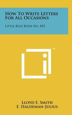 Souq how to write letters for all occasions little blue book no 21638 aed expocarfo Image collections