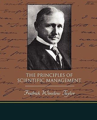 frederick taylor contribution to scientific management