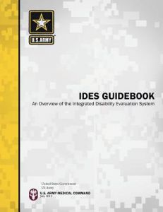 ides guidebook an overview of the disability evaluation system july