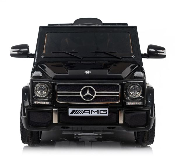 Licensed Mercedes Benz G65 AMG Kids 12v Ride On Car With Remote Control