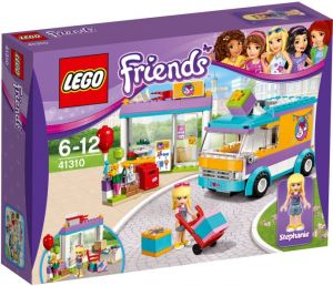Buy Lego Lego Friends Heartlake Pizzeria Legobela Uae Souqcom