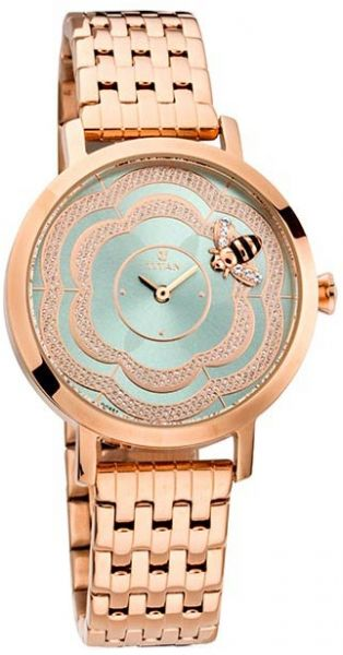 women medium watches ideas tone gift her gold watch chronograph for valentine ladies s