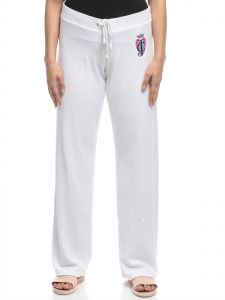 Juicy Couture White Cotton Pajama Bottom For Women e7f74df4a
