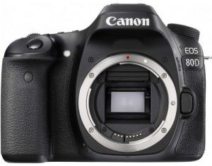 94cbf6be7 Canon EOS 80D Body Only - 24.2 MP