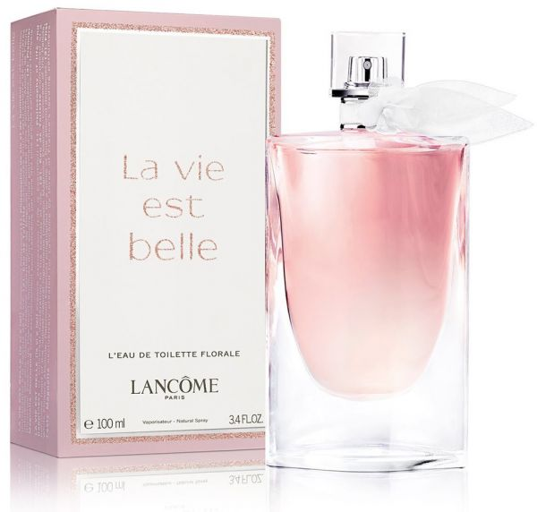 65cc0b870 La Vie Est Belle by Lancome for Women - Eau de Toilette, 100ml. بواسطة  لانكوم ...